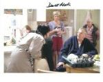 Derek Martin (Doctor Who Eastenders) - Genuine Signed Autograph 7192
